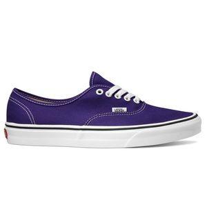 Vans Authentic Violet Indigo True White Sneakers